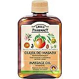 Aceite de masaje caliente (Canela, Pimienta negra y naranja) con base de aceite de almendras 200 ml....
