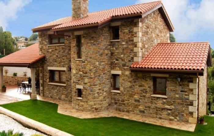 venta de Piedra para fachadas