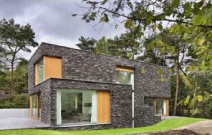 Piedras para fachadas precios