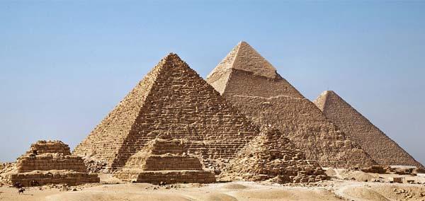 Cuanto mide la piramide de giza