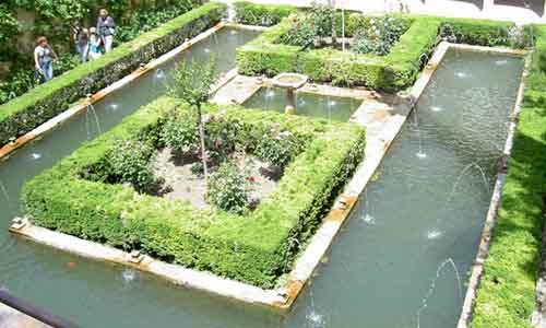 Jardin islamico