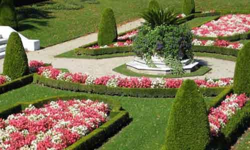 Jardin ingles