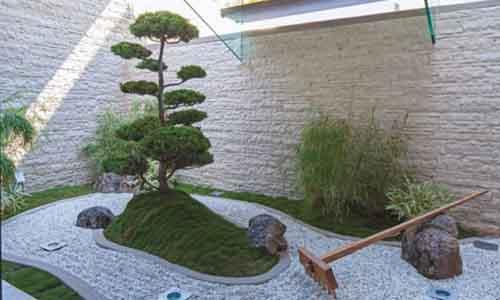 piedras jardines