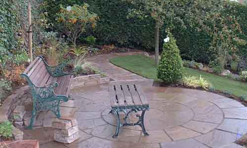 jardines piedras