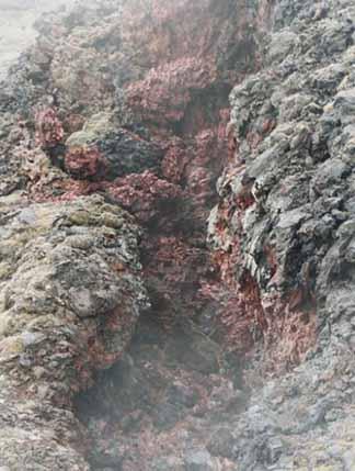 Comportamiento de la Lava