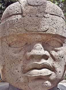 Esculturas primitivas