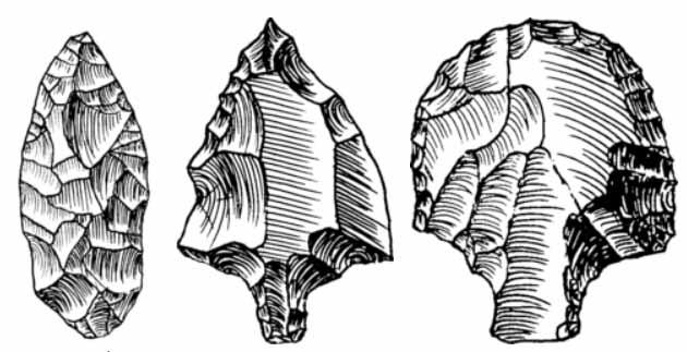 Herramientas paleolitico norte africa