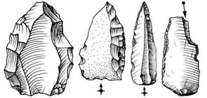 Pica paleolitico Medio en oriente proximo