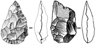 Pica paleolitico inferior en oriente proximo