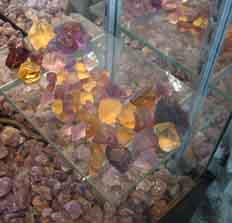 cuarzo piedras