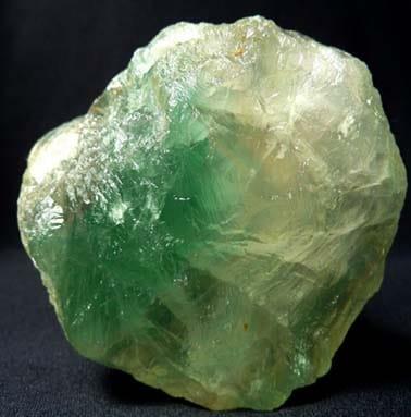 Cristal energetico verde