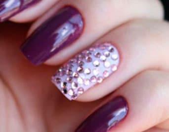 decoracion de uñas para matrimonio