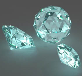 Diamantes sinteticos
