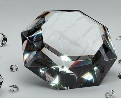 Dureza de los diamantes