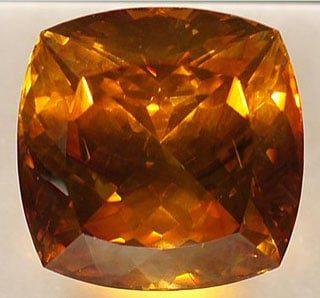 Piedras naranjas significado
