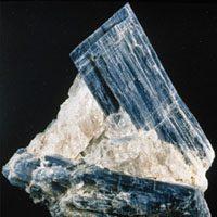 Cianita mineral