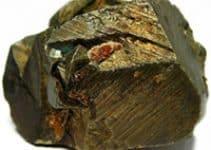 Cristal Calcopirita