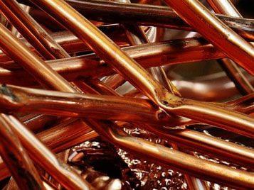 Cañeria de cobre