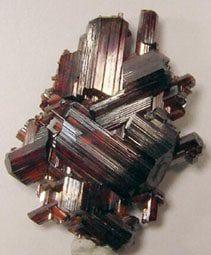 Mineral rutilo