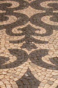 Mosaicos de Basalto
