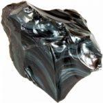 Obsidiana Arcoíris