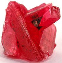 gemas rojas