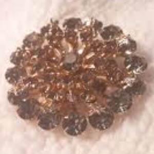 Diamante marron