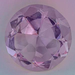 diamante morado